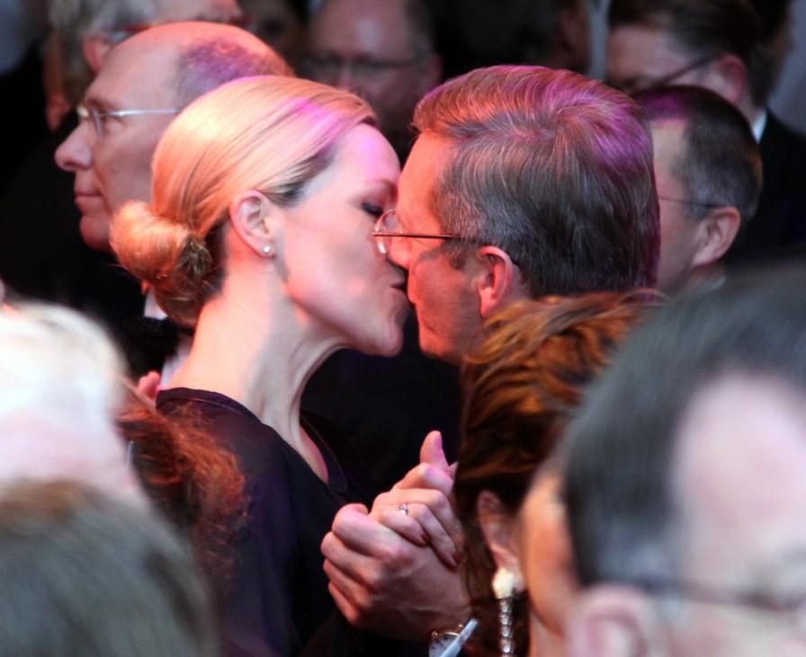 Christian und Bettina Wulff wieder ein Paar