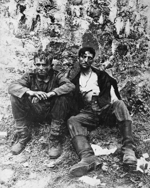 Kapitulation der Wehrmacht, 1945; Wehrmacht