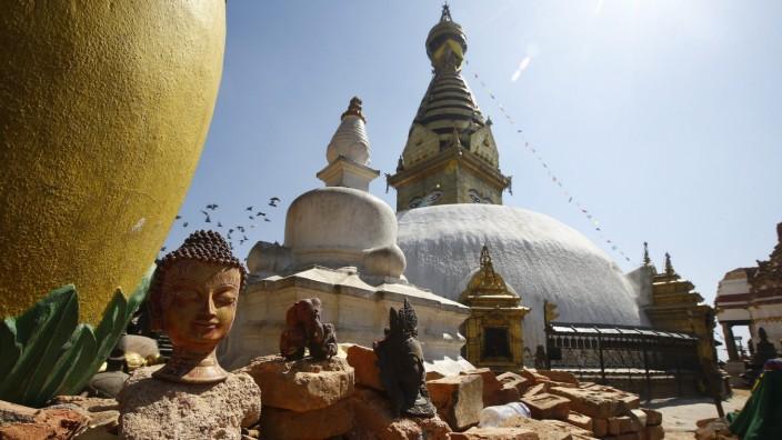 Erdbeben in Kathmandu, Nepal