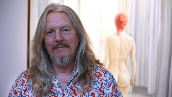Der frühere Kunstfälscher Wolfgang Beltracchi