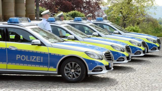 Vorstellung neue Polizeifahrzeuge