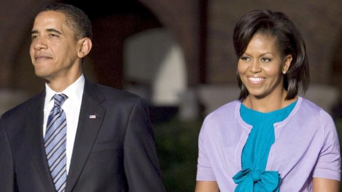 Ehepaar Obama auf Liste der Bestgekleideten