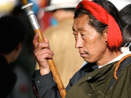 Über Tibets Hochland nach Lhasa, Axel Täubert