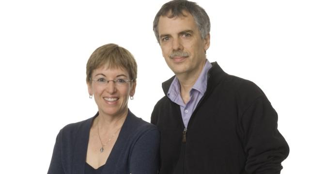 Sue Donaldson und Will Kymlicka