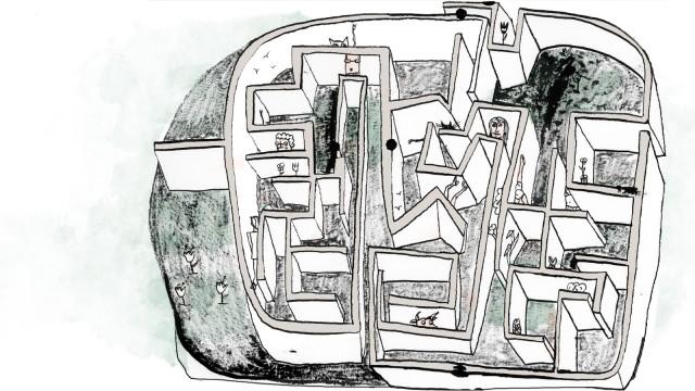 Labyrinth Minotaurus