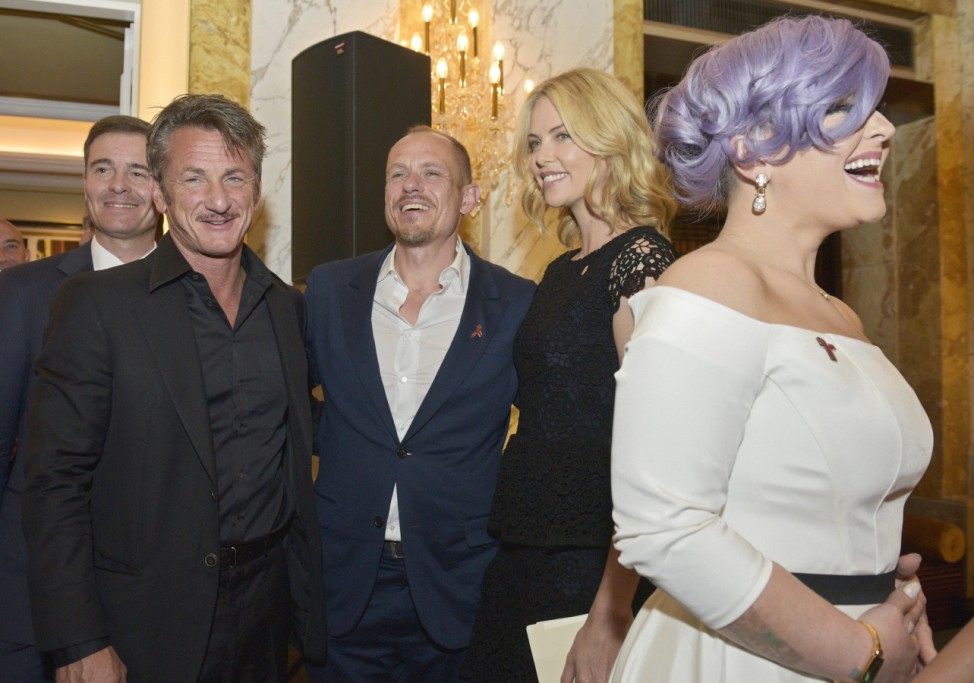 Life Ball 2015 - Press conference