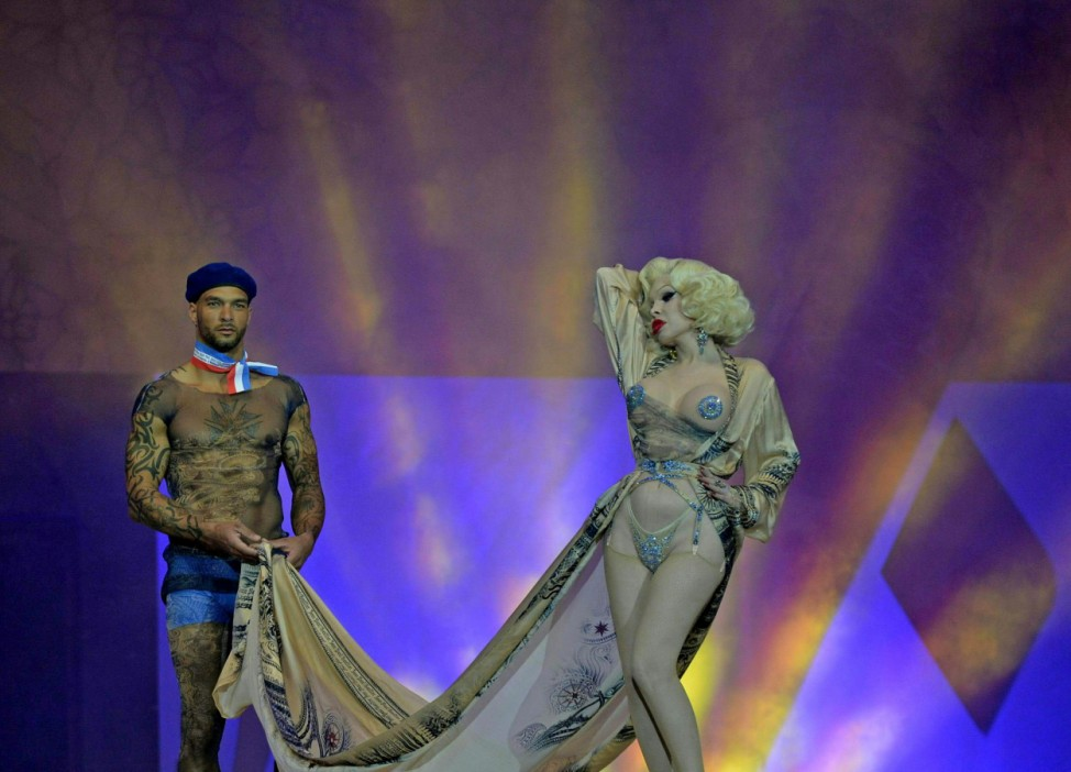 23rd Life Ball in Vienna