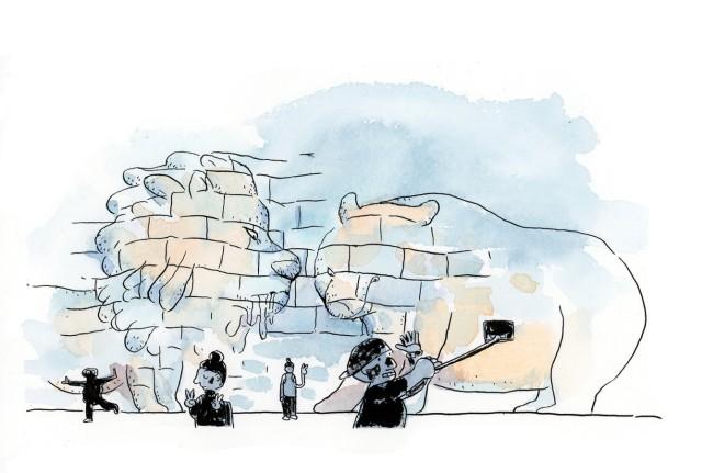 Weltwunder neu Mauer Babylon