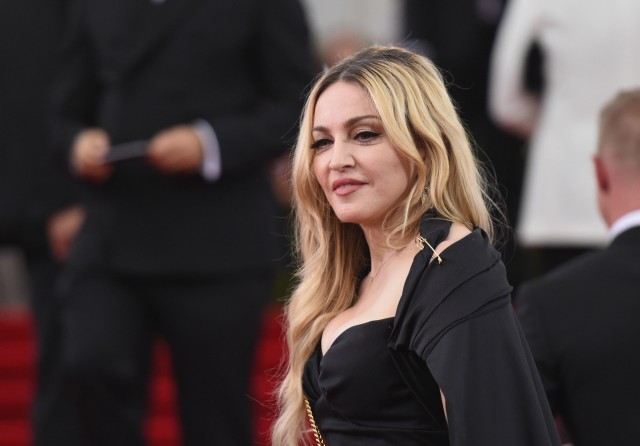 "Madonna auf der ""China: Through The Looking Glass' Costume Institute Benefit Gala"""