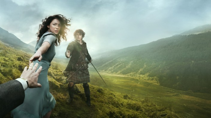 Neue Vox-Serie 'Outlander'