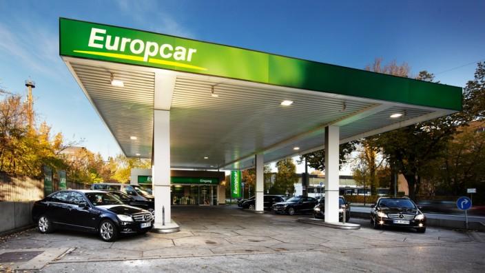 Europcar Station München-Giesing