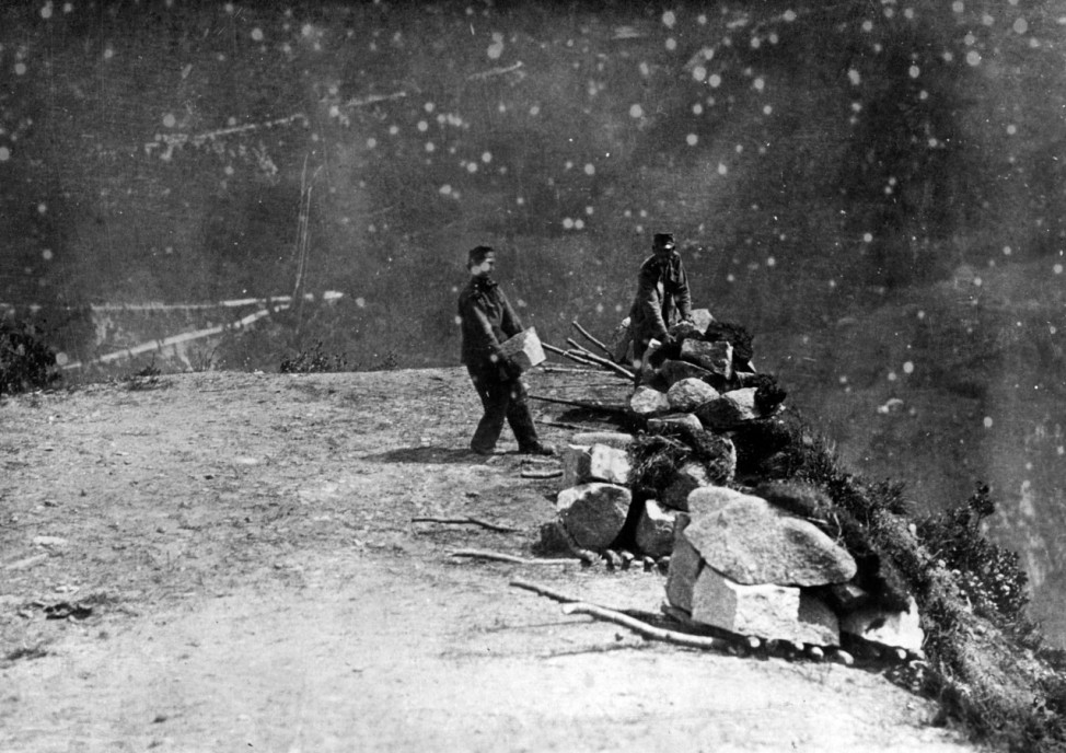 Hinterhalt österreichischer Truppen in Südtirol, 1915
