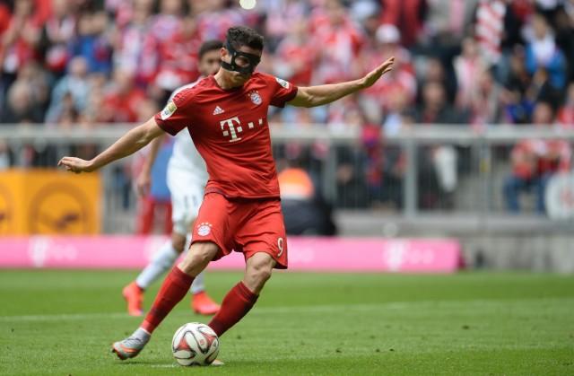 FC Bayern München - 1. FSV Mainz 05