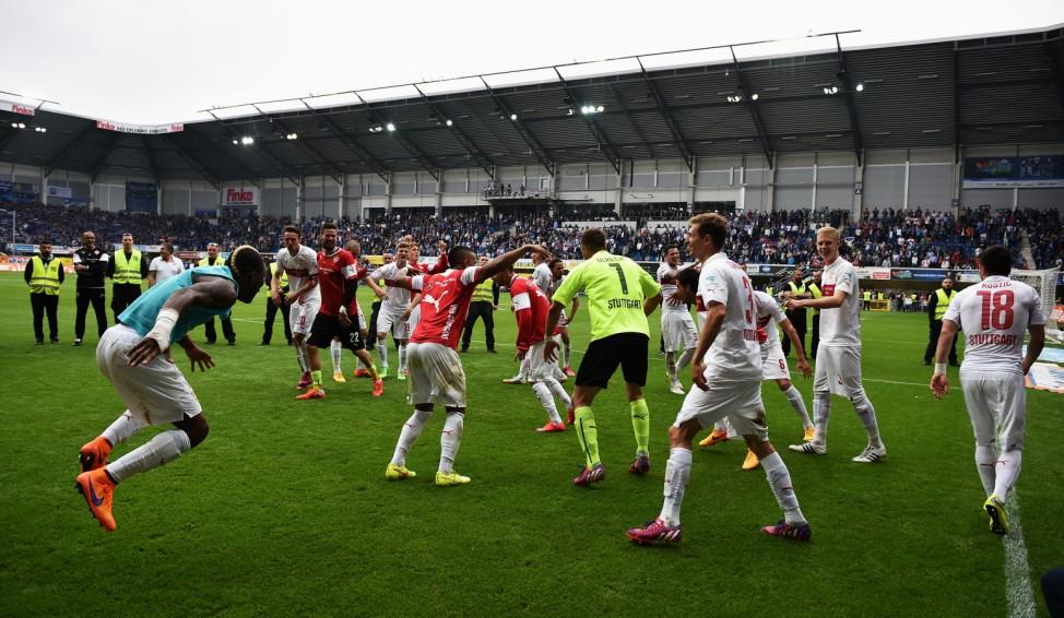 SC Paderborn 07 v VfB Stuttgart - Bundesliga