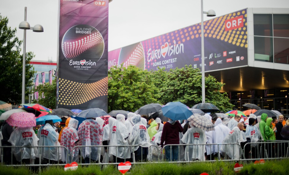 Eurovision Song Contest - Grand Final - Fans