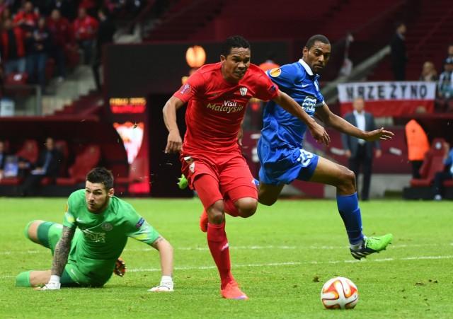 FC Dnipro Dnipropetrovsk vs Sevilla FC