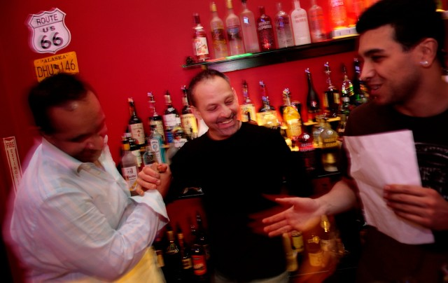 Bartender School in New York Booming As Economic Woes Continue