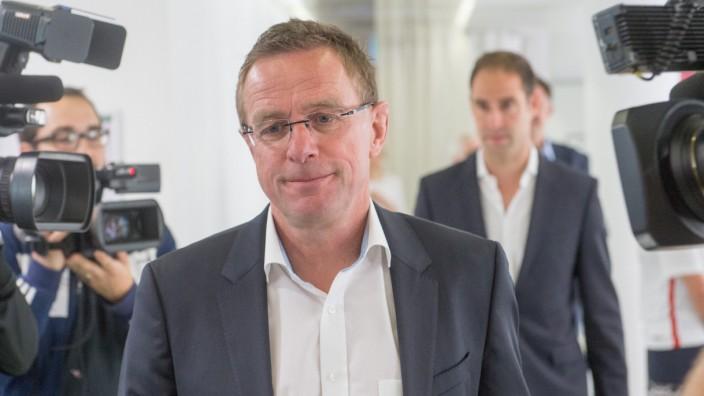 Ralf Rangnick wird Trainer von RB Leipzig