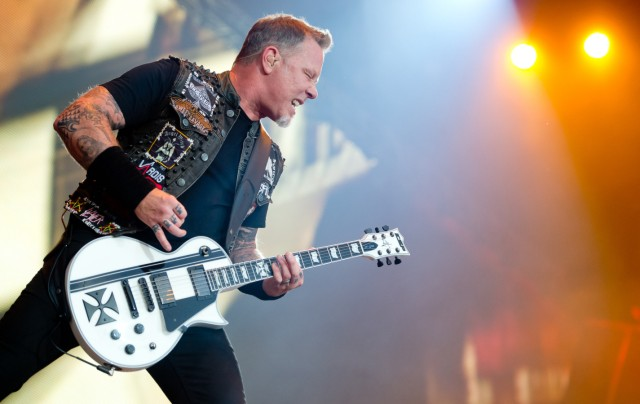"""Rockavaria"" - Metallica 2015."