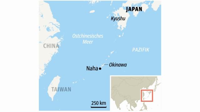 Archipel Okinawa in Japan: undefined
