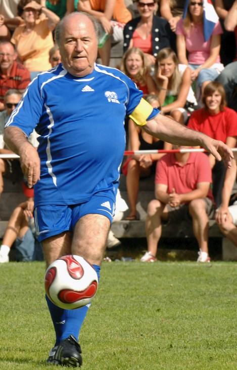 "From the Files âÄ"" Sepp Blatter Steps Down"