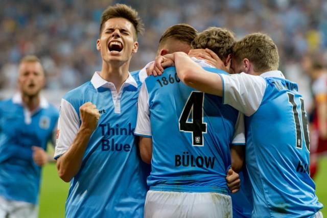 TSV 1860 München - Holstein Kiel 2:1