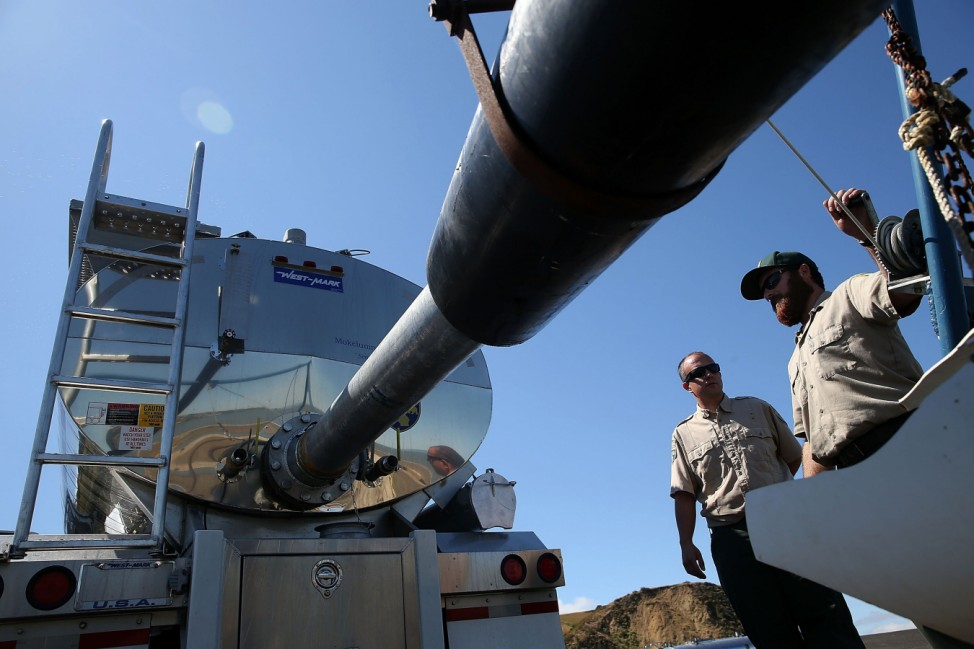 Drought-Plagued California Gives Salmon A Boost Downstream