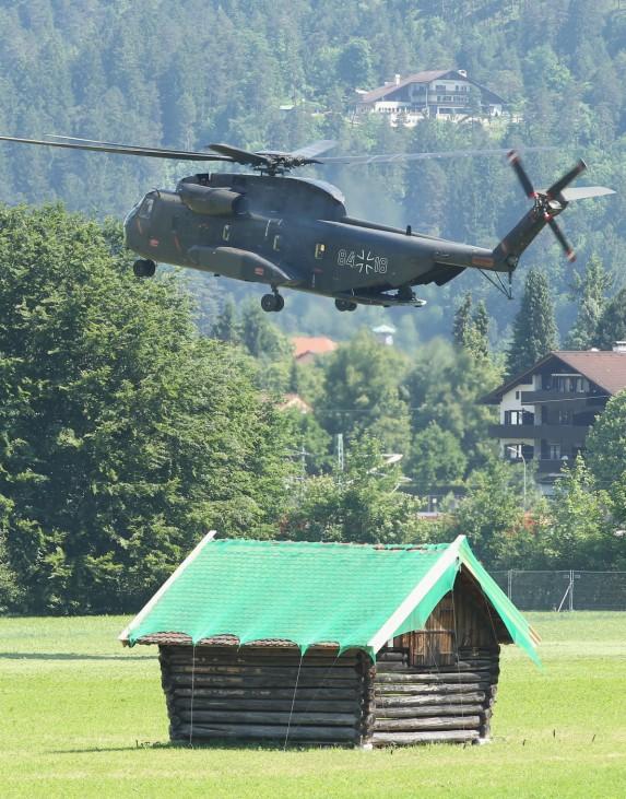 G7 Summit At Elmau - General Preparations