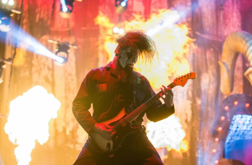 Rock im Park 2015 - Slipknot