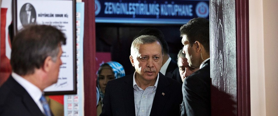 Parliamentary elections in Turkey