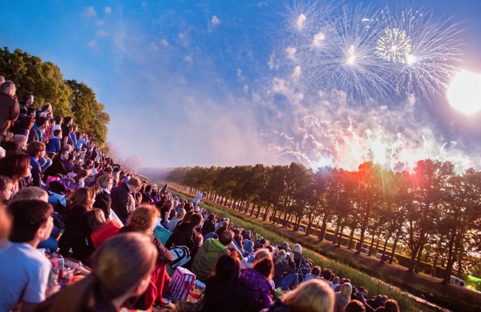 25. Internationaler Feuerwerkswettbewerb