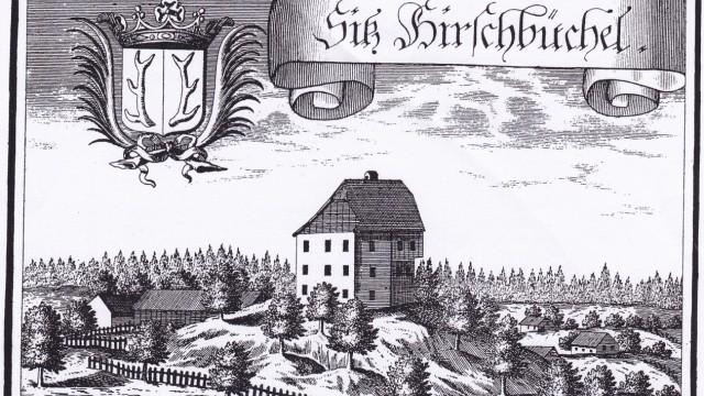 Schloss Hirschbichl