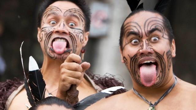 Maori bearbeitet