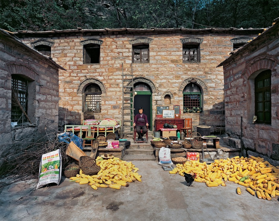 The Family Belongings of Chines People
