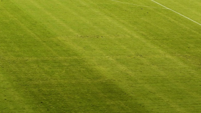 Alleged swastika sign on the pitch