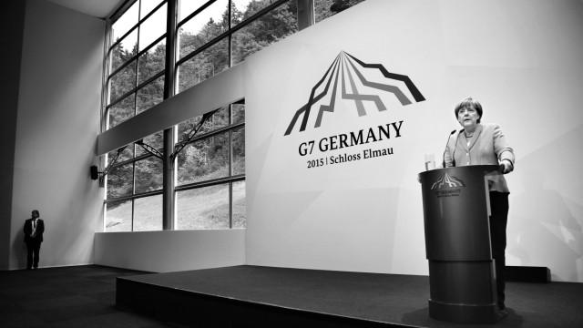G7-Gipfel, Elmau