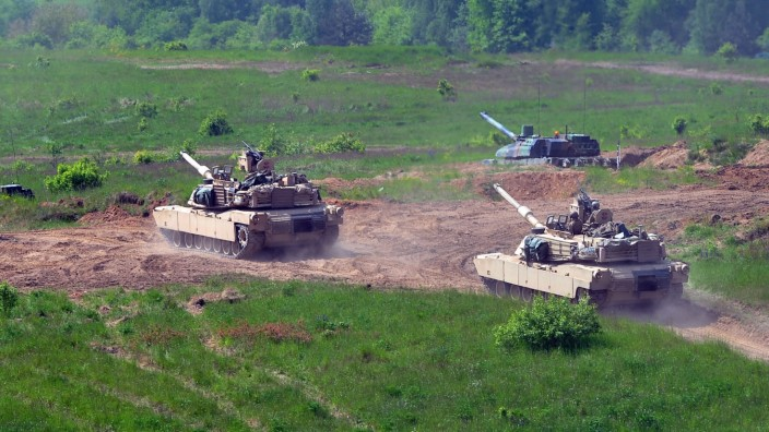 NATO 'Puma 15' joint French, Polish and US Exercises