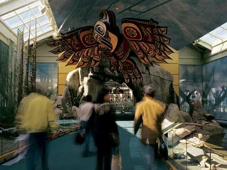 Flughafen Vancouver, Tourism Vancouver