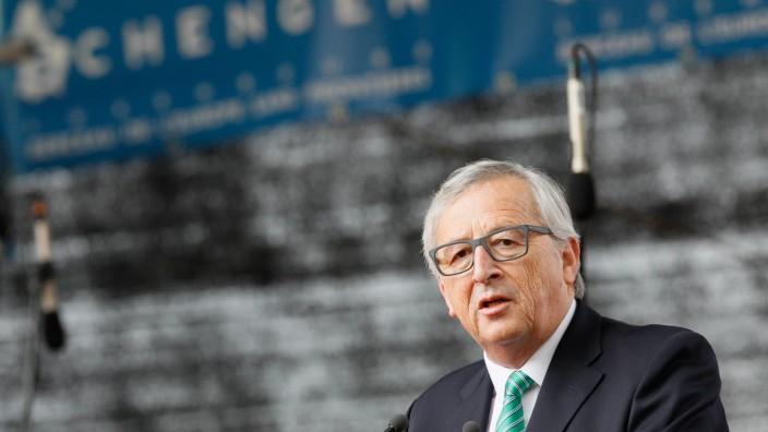 30th anniversary of the Schengen Treaty