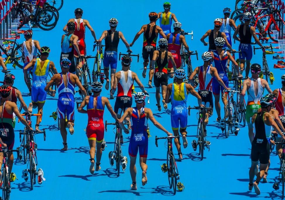 Triathlon Day 2: Baku 2015 - 1st European Games