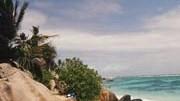 Strand auf Mahe (Seychellen), Pixelio