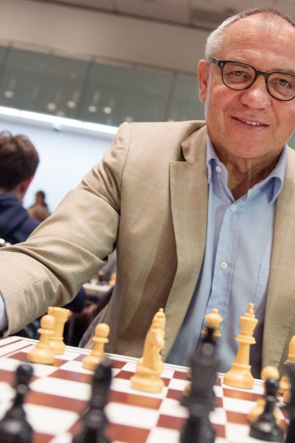 Felix Magath Schach