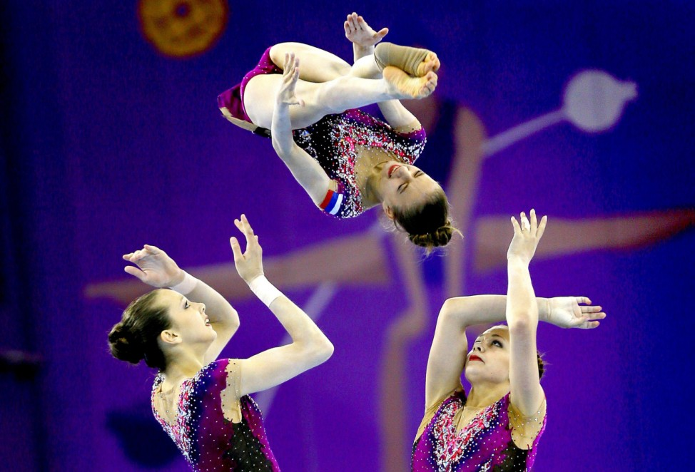Baku 2015 - Gymnastics Acrobatic