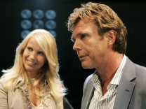 Linda de Mol und Bruder John