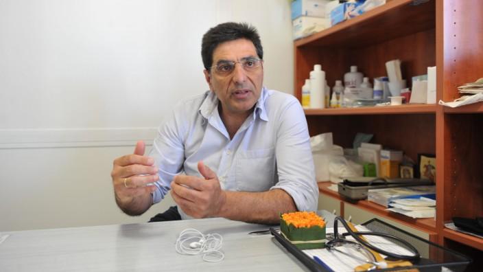 """Gesundheitsversorgung in der Krise: Giorgos Vichas: """"Geld? Was wir noch dringender brauchen ist Solidarität."""""""