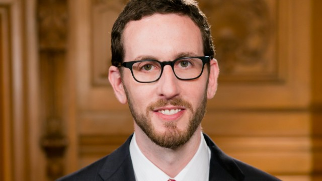 San Francisco Supervisor Scott Wiener