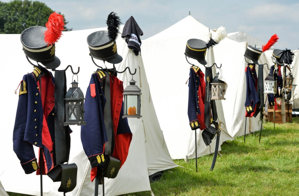 Battle of Waterloo 200th Anniversary Commemoration