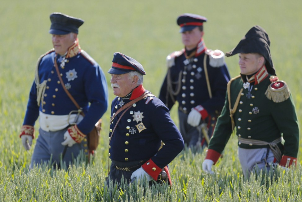 Bicentennial celebrations for the Battle of Ligny