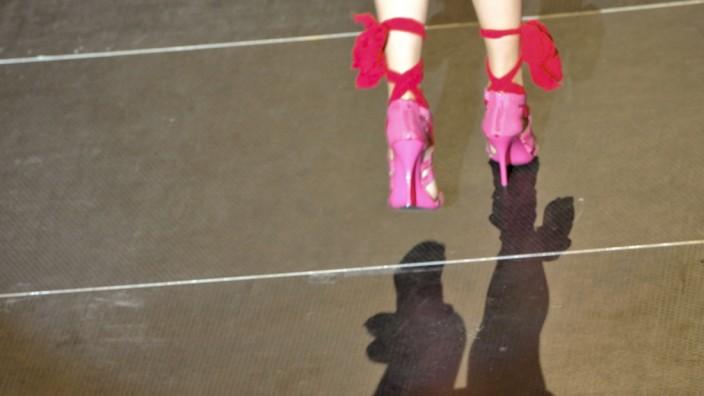 Modenschau der Deutschen Meisterschule für Mode, 2010