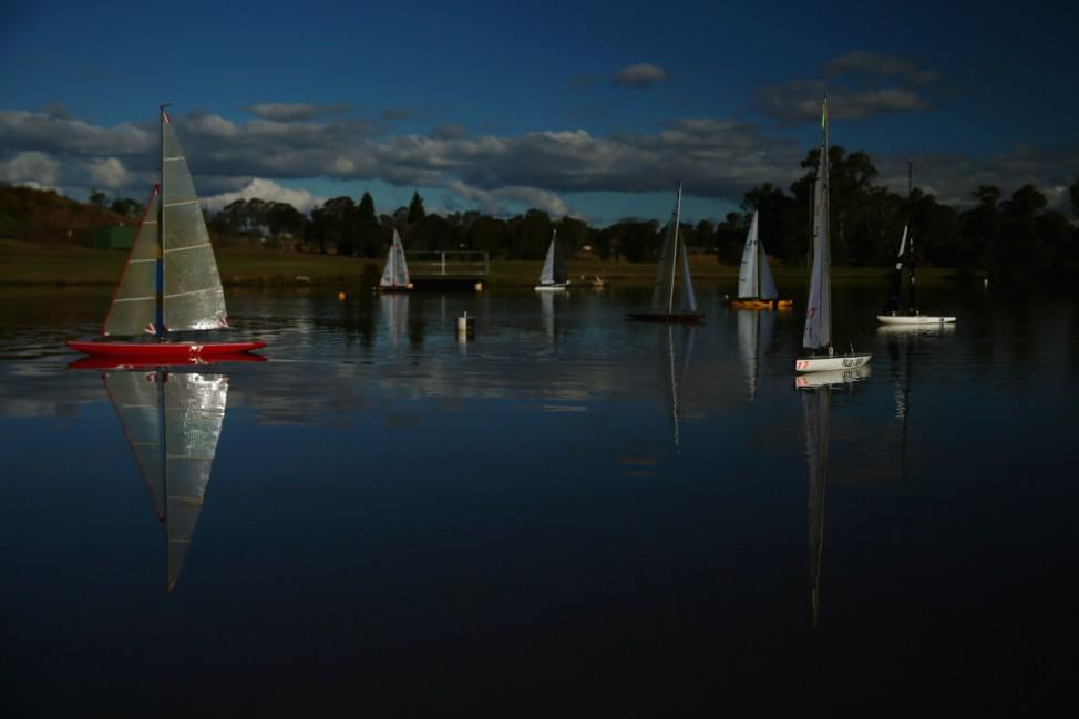 Workers Radio Yacht Club Races